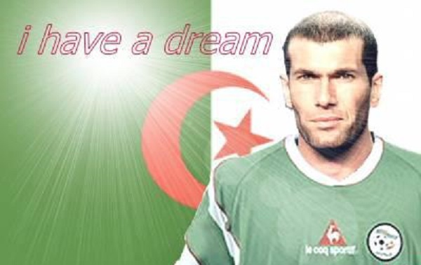 zidane algeria listelist