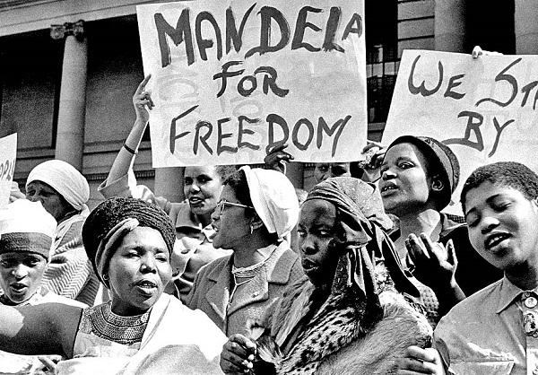 Nelson Mandela | 1962