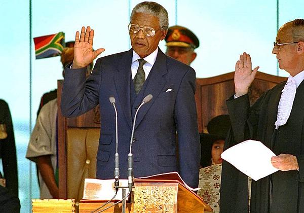 Nelson Mandela | 1994