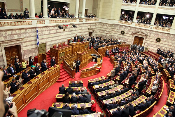 Hellenic_Parliament-MPs_swearing_in-the grant sutdy
