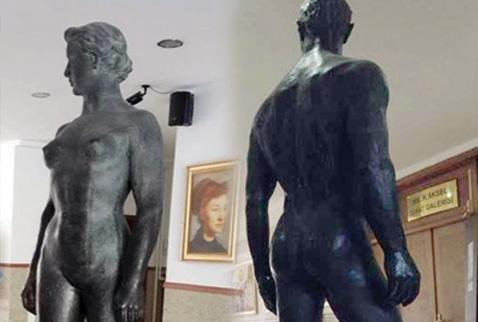 ciplak-heykel
