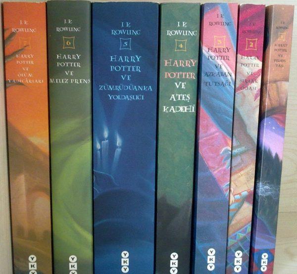 harry-potter-kitaplari
