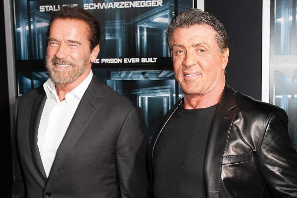 Arnold Schwarzenegger - Sylvester Stallone-listelist