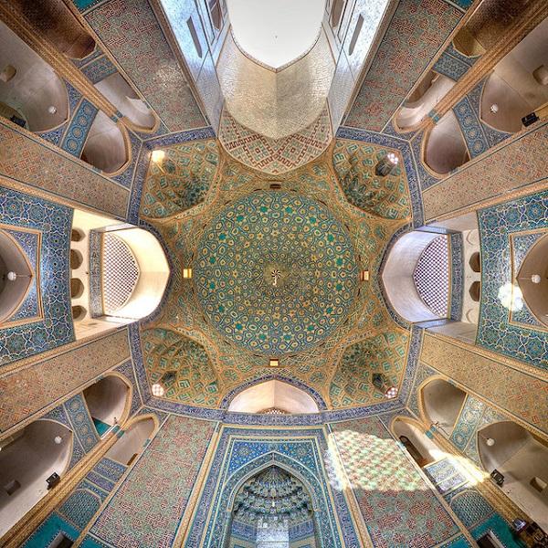 Jameh-mosque-of-yazd-Yazd-ganji