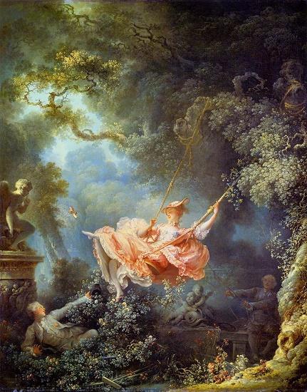 Jean-Honore Fragonard-swing-listlelist