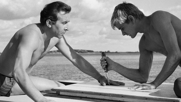 Knife in the Water Polanski