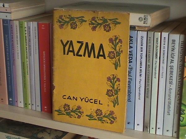 can-yucel-yazma