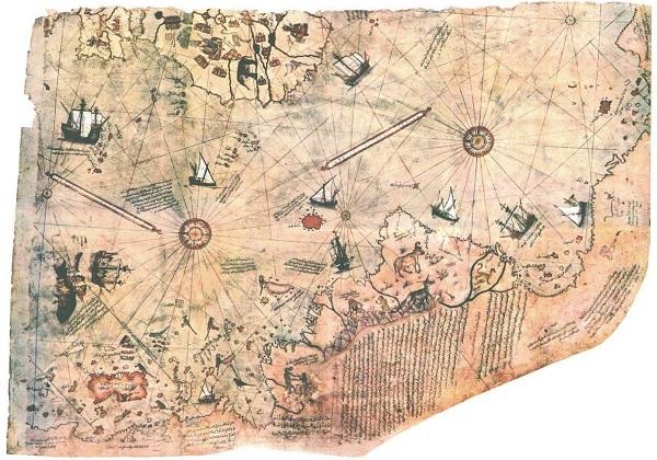 ece-ayhan-15-piri-reis-dunya-haritasi