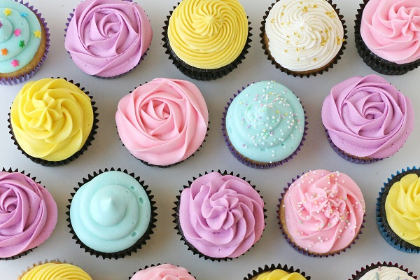Mrs Cupcake-listelist