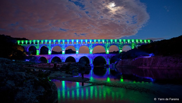 Pont-du-Gard-fransa-kopru