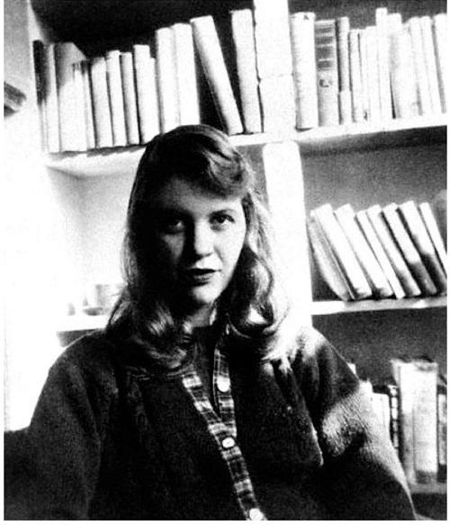 Sylvia Plath-listelist