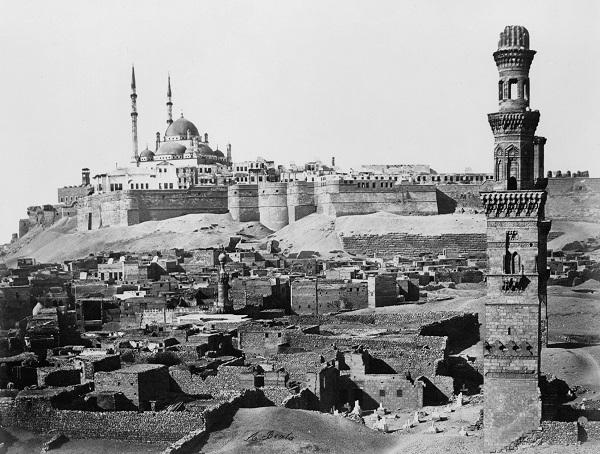 Tarihi-Kahire-Camii