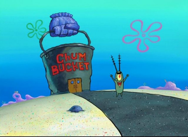 chum-bucket