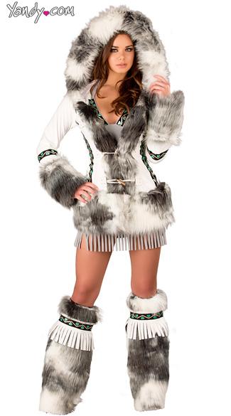 eskimo-kostum