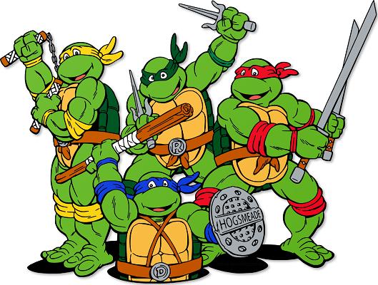 listelist-ninja turtle