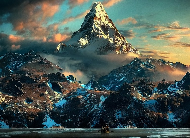 lonely-mountain