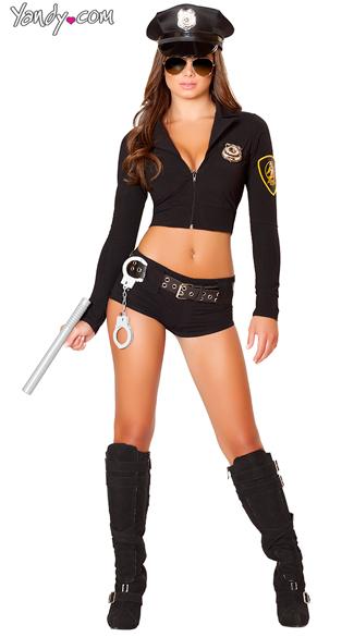 polis-kostum