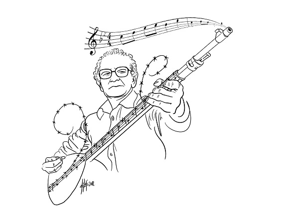 ruhi-su-gitar-silah-illustrasyon