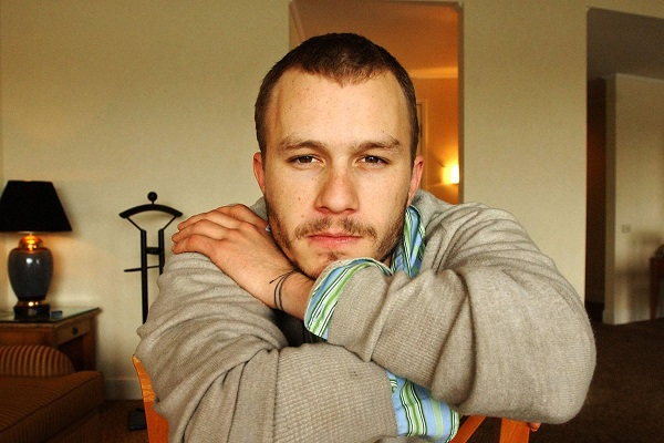 9-Heath Ledger
