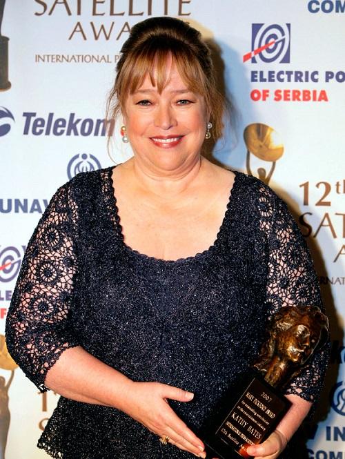 Kathy Bates-listelist