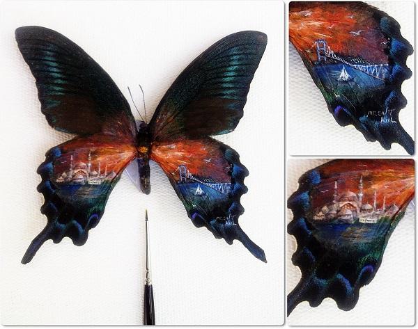 Microart-kelebek