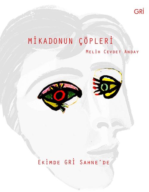 Mikadonun Copleri Afis