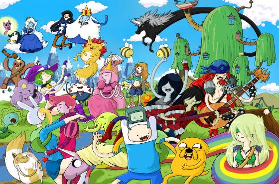 Aslında çocuklara Göre Olmayan 13 şahane çizgi Film Listelistcom