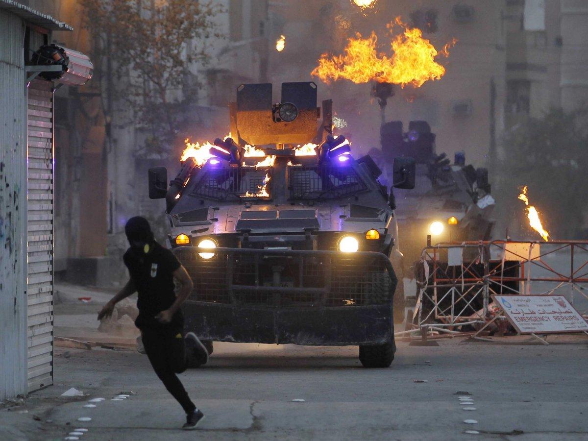 bahreyn-panzer