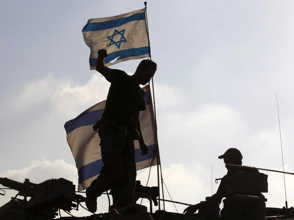 israil-askerleri