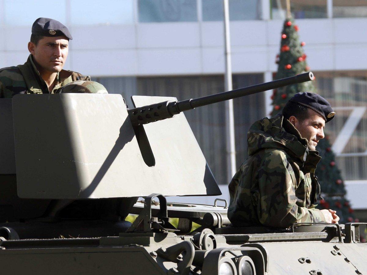 lubnan-askerleri