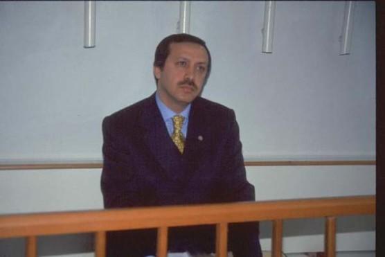 recep tayyip erdogan mahkemede