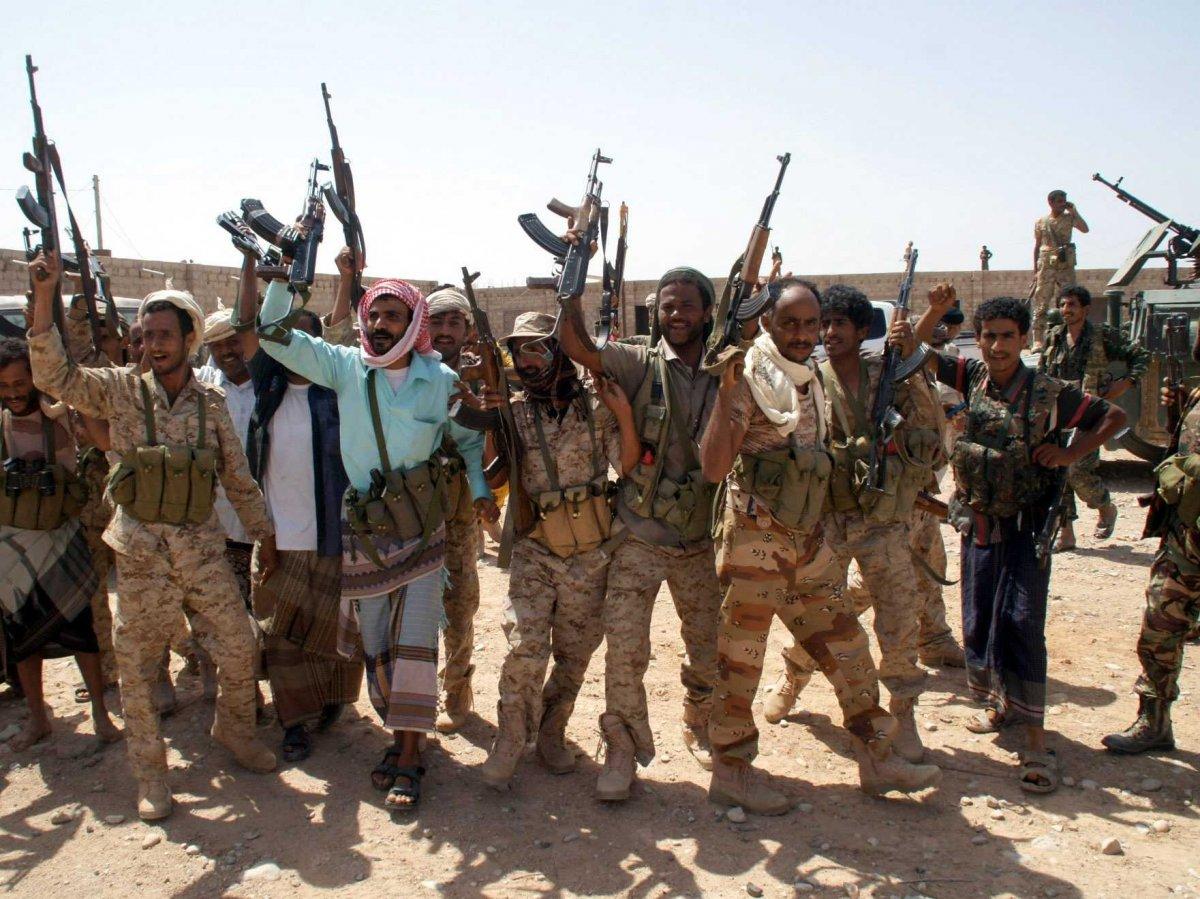 yemen-askerleri
