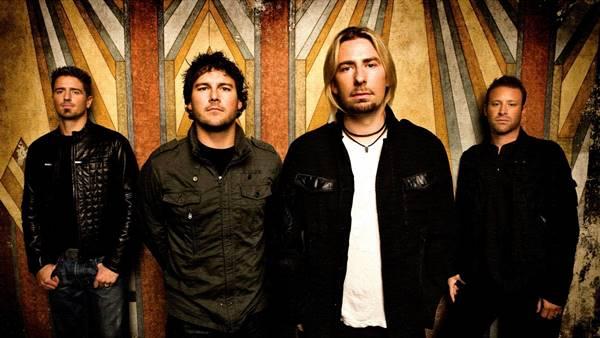 Nickelback-listelist