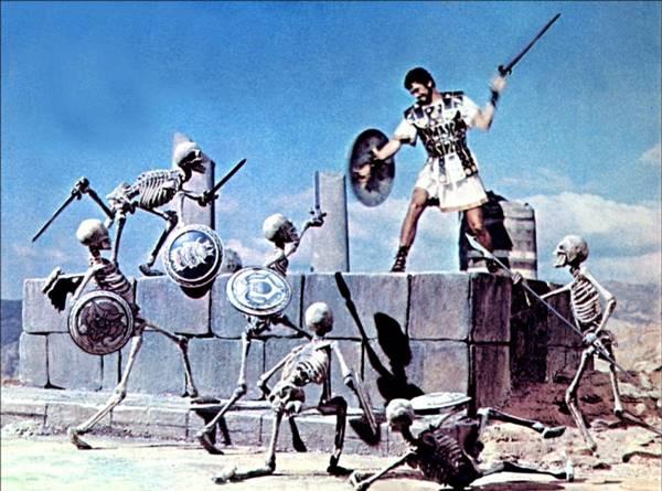 jason and the argonauts-listelist