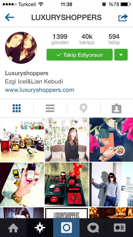 luxuryshoppers-instagram