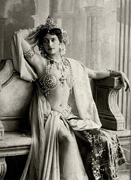 Mata Hari. Artist: Anonymous