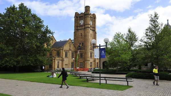 melbourne-universite