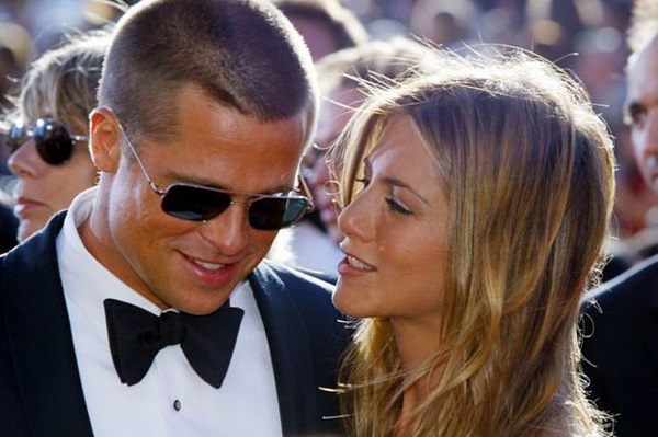 Brad-Pitt- Jennifer-Aniston