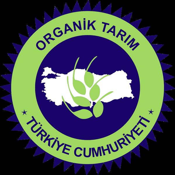 Organik Logo vektor