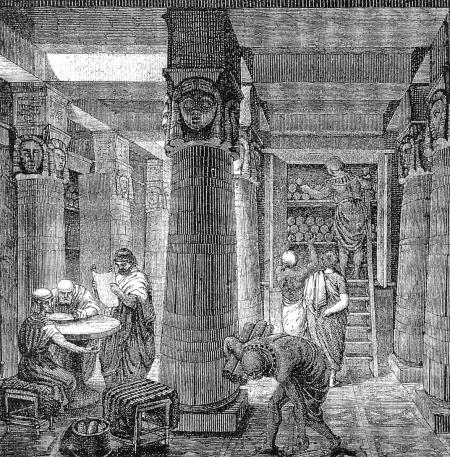 antik-cagin bilim-feneri