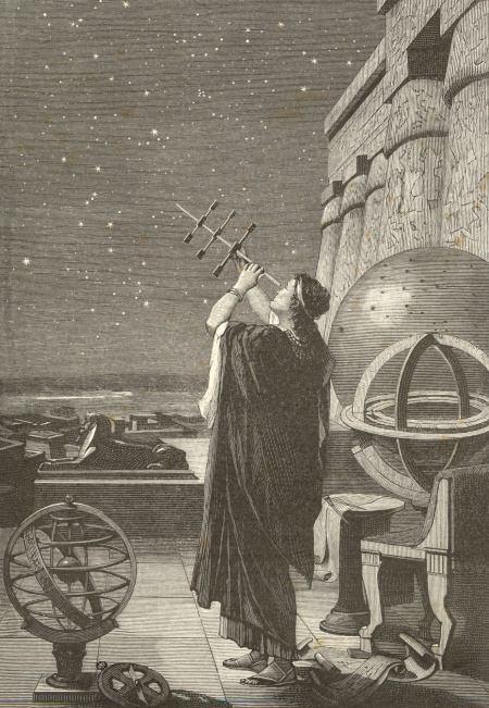 Eratosthenes iskenderiye