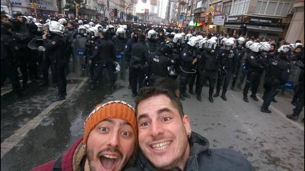 cevik-selfie