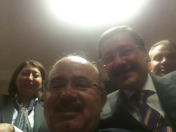 melih-gokcek-selfie