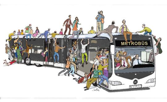 metrobus-kalabalik-cizim