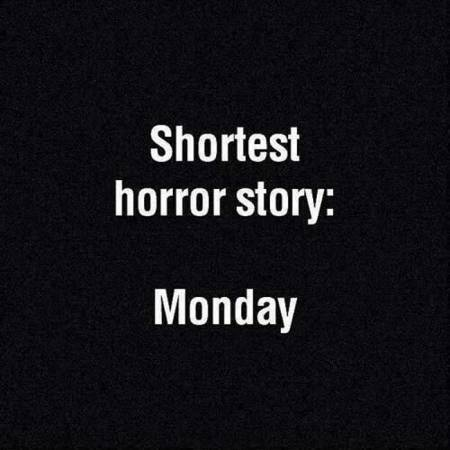 monday horror pazartesi