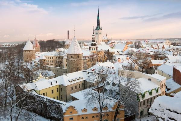 Tallinn estonya kis