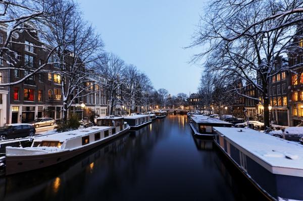 amsterdam-hollanda-kanal