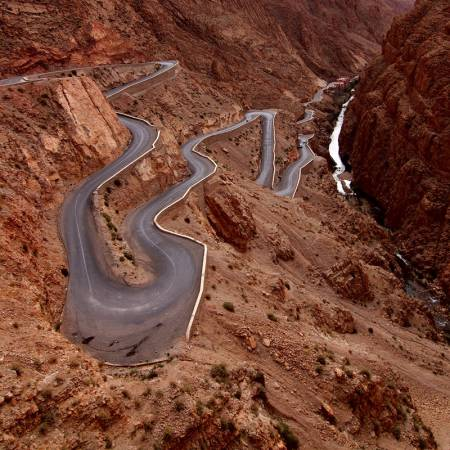 dades gorges fas