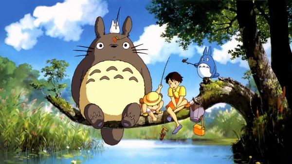 totoro miyazaki