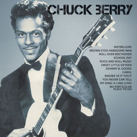 chuck berry chess records